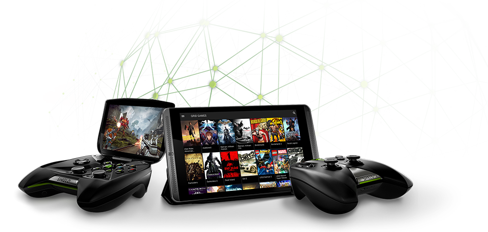 PC games to your SHIELD devices