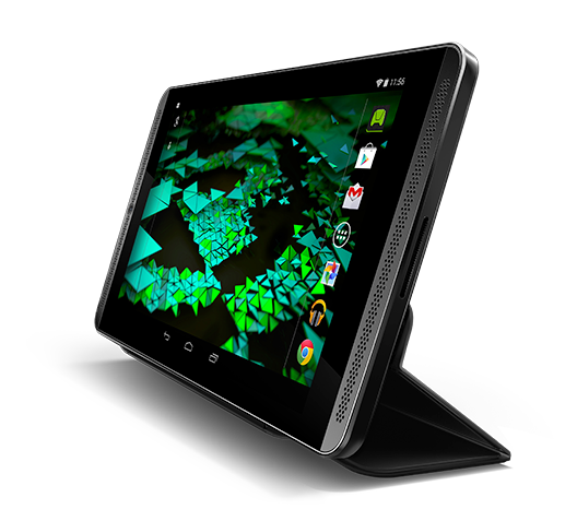 SHIELD Tablet with unbeatable video, audio and connectivity